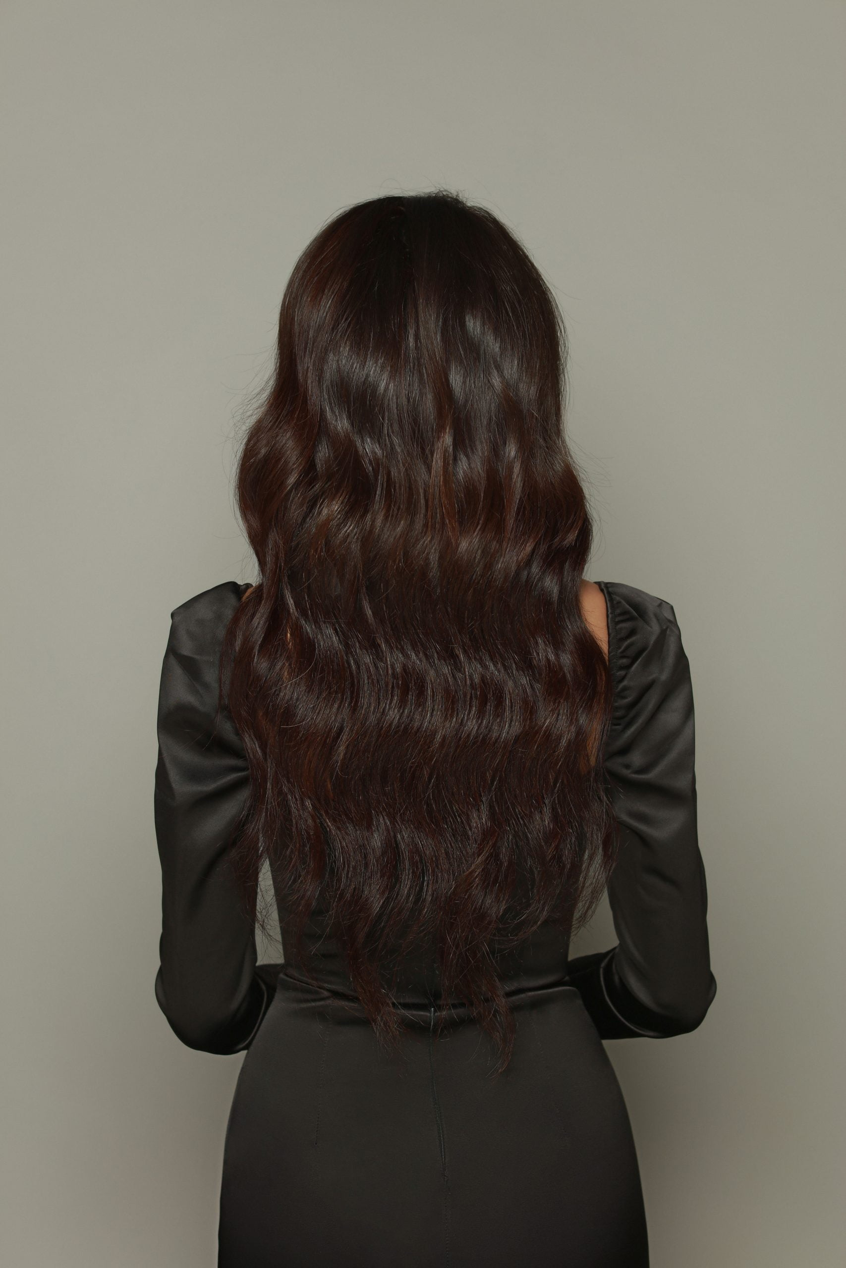 With Izabelle Hair Extensions