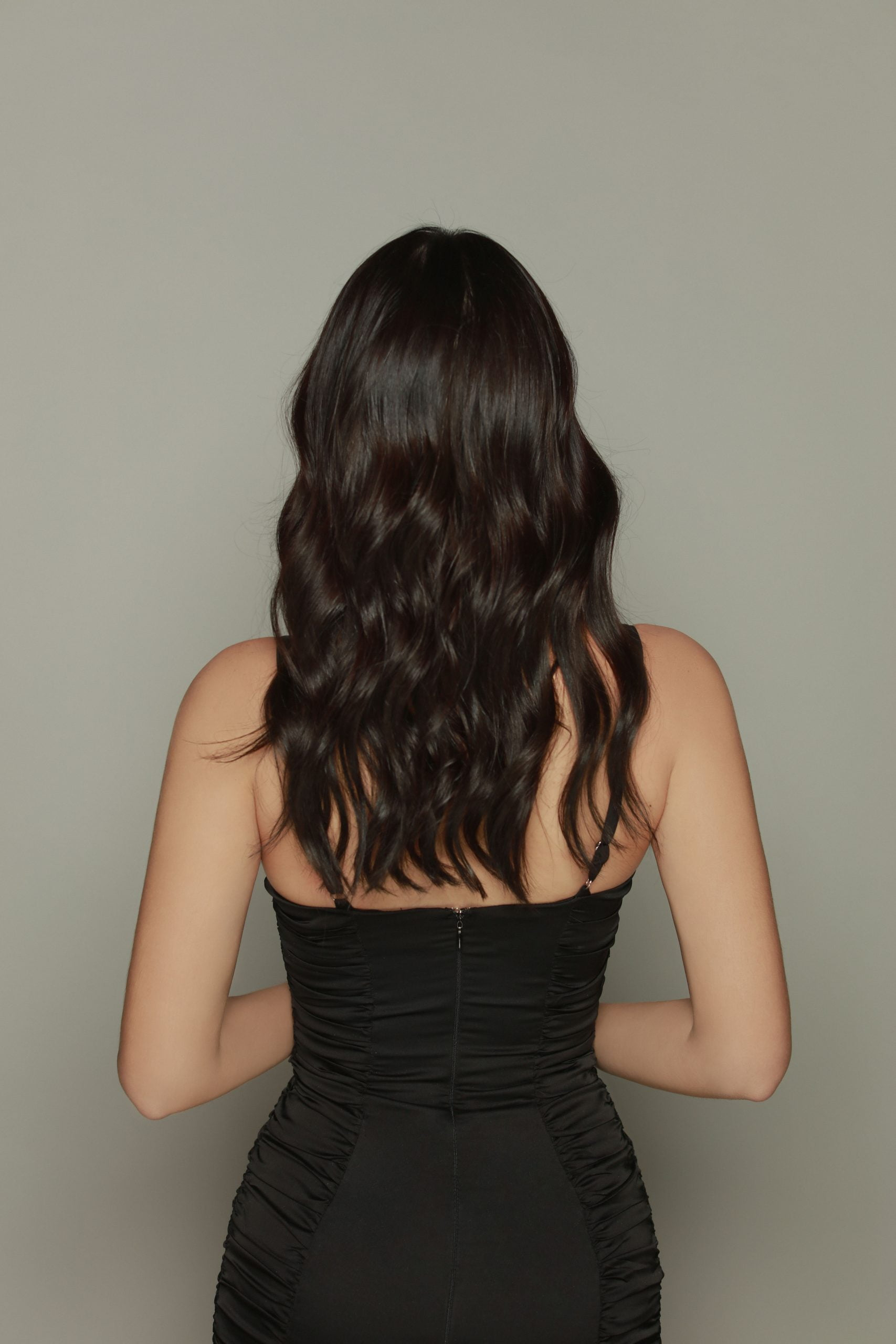 Without Izabelle Hair Extensions