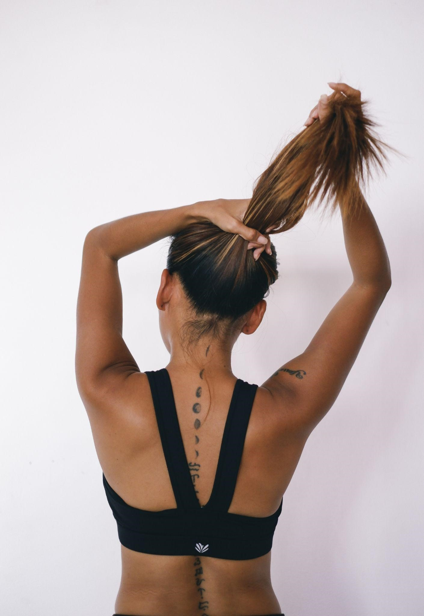 humidity and heat resistant hair extensions