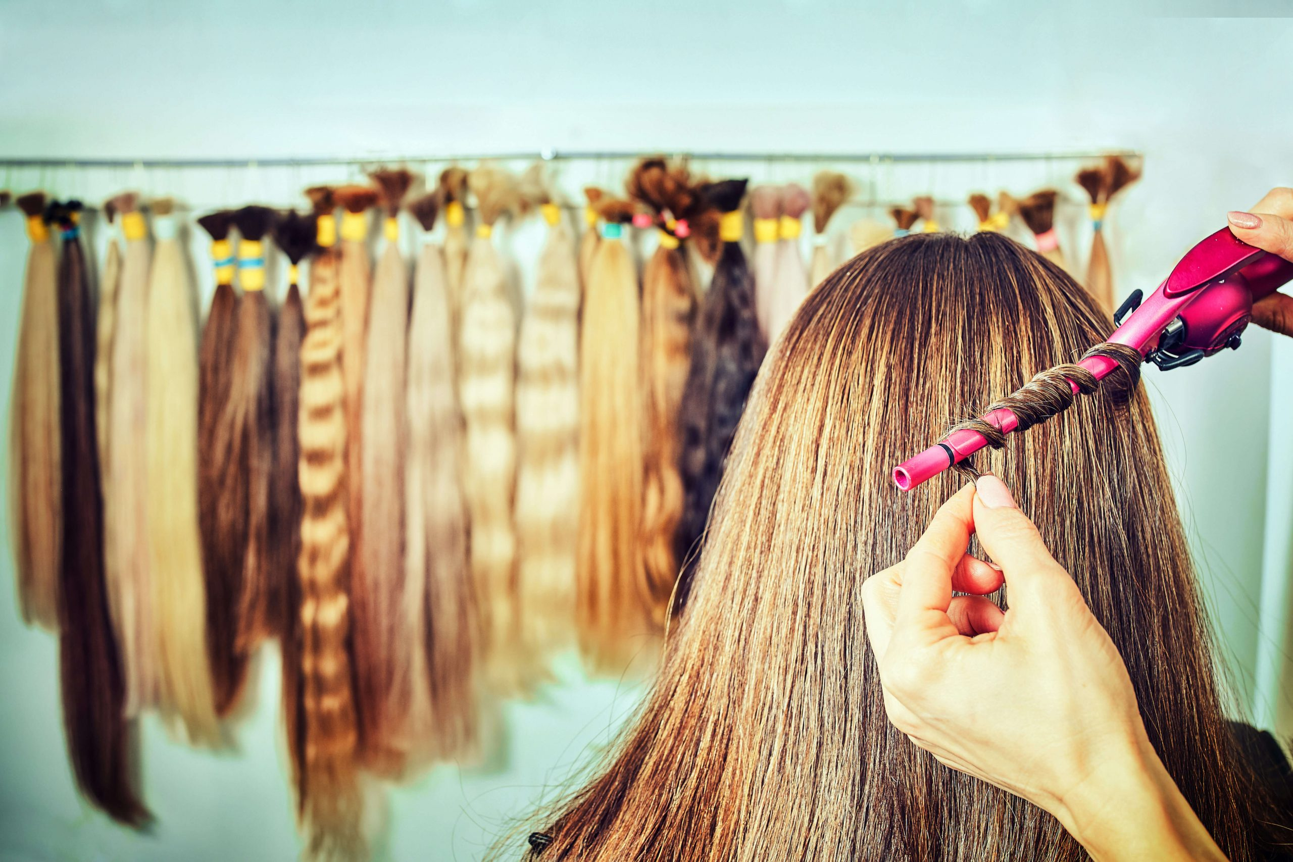 can clip in hair extensions damage your hair?