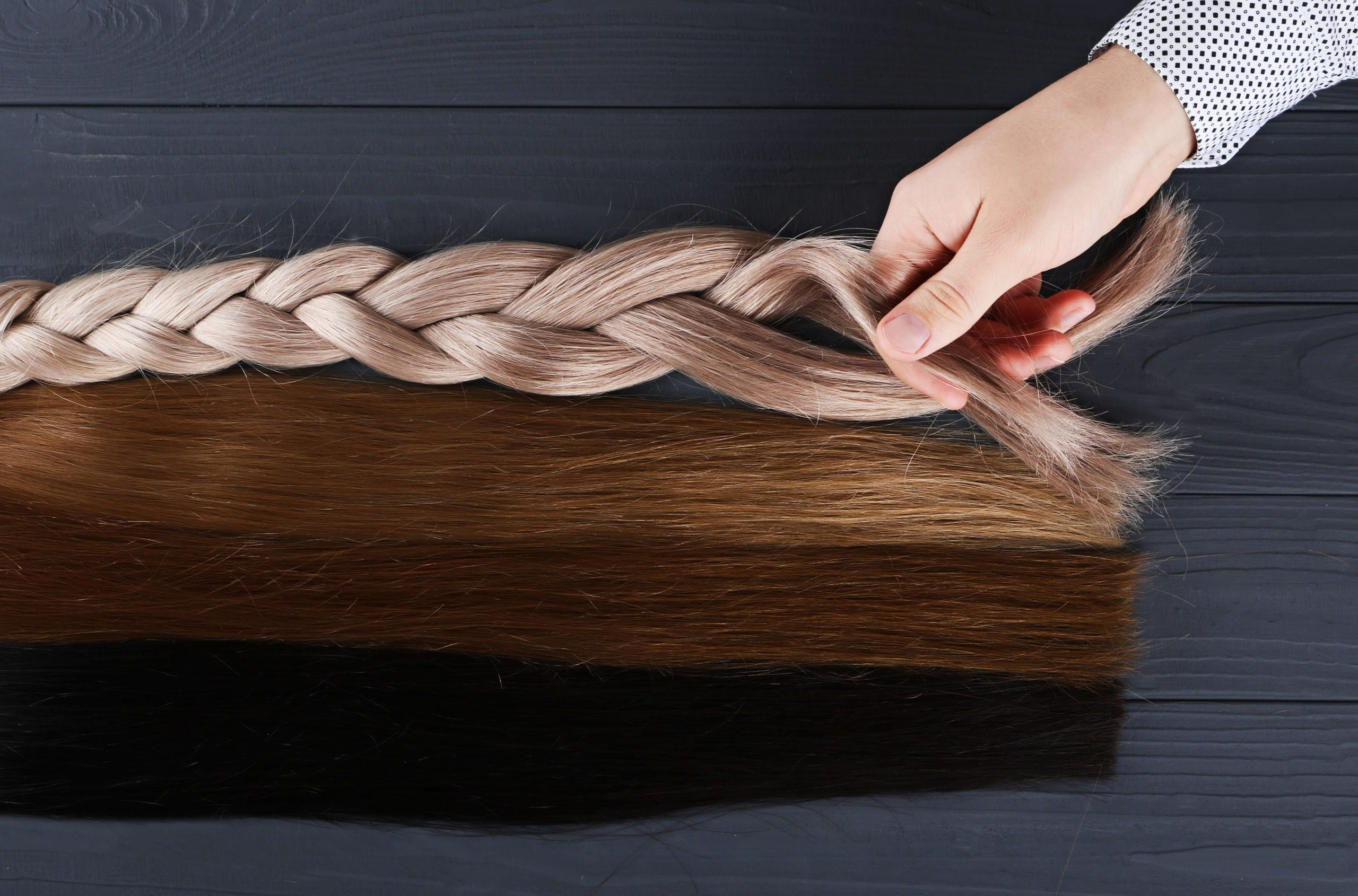 what are permanent hair extensions