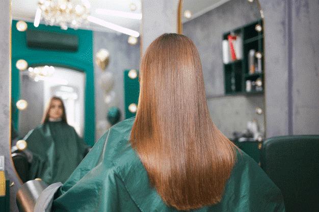 Get long hair extensions