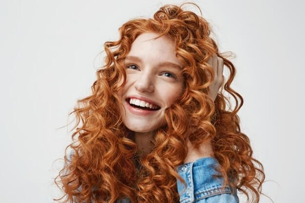 Huge diversity and variety of hair extensions